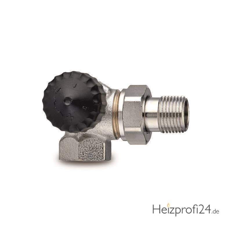 Thermostatvent. BB Winkeleck Links 1/2