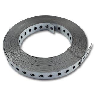 Montagelochband verzinkt 10-m-Rolle 17x0,7mm per Rolle