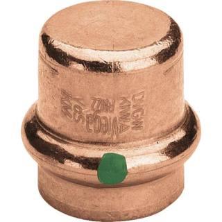 Profipress-Verschlusskappe, SC-Contur, 35                          Viega 349332