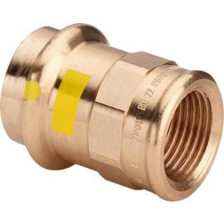 Profipress G (Gas)-Übergangsstück, SC-Contur, 22xRp3/4                    Viega 346423