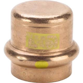 Profipress G (Gas)-Verschlusskappe, SC-Contur, 15                          Viega 352790