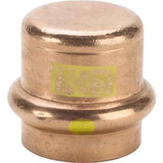 Profipress G (Gas)-Verschlusskappe, SC-Contur, 18                          Viega 352806