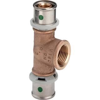 Sanfix P-T-Stück, mit SC-Contur, 20xRp1/2x20                 Viega 458386