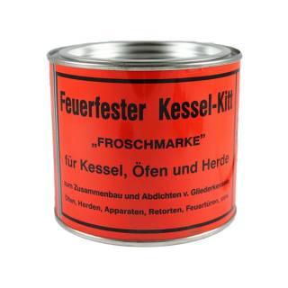 Kesselkitt feuerfest 1kg Dose