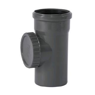 HT Safe Reinigungsrohr DN 50
