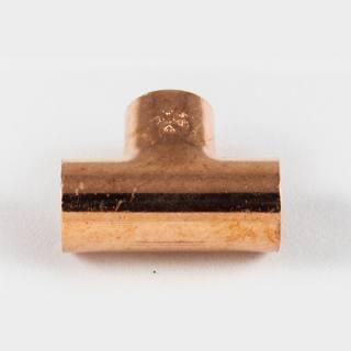 Kupfer Lötfitting T-Stück 35 mm